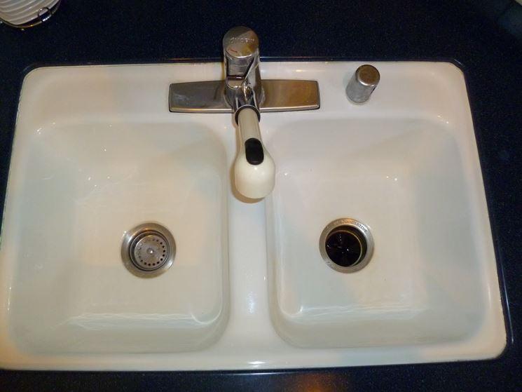 Installare lavelli in ceramica - Componenti cucina - Come installare i lavelli in ceramica