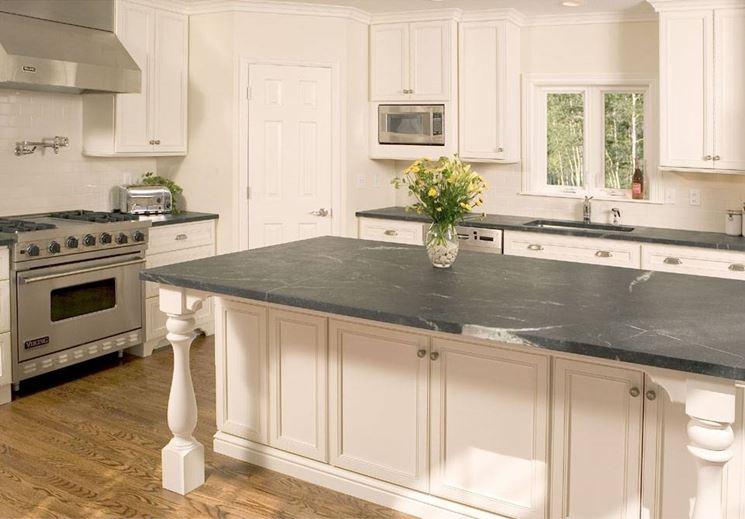 Installare piani cucina componenti cucina l for Piano casa aperta piani due piani