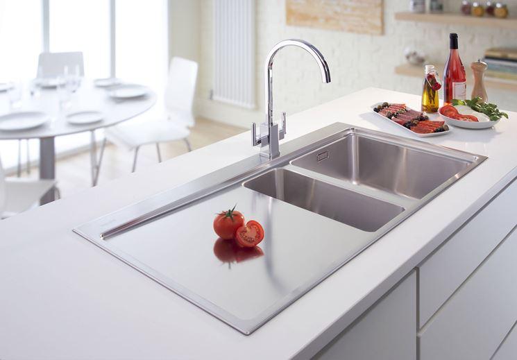 Migliori lavelli cucina componenti cucina guida alla for Lavelli cucina inox