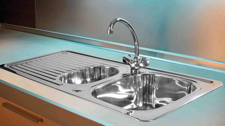 Stunning Materiali Per Lavelli Cucina Pictures - Ideas & Design ...