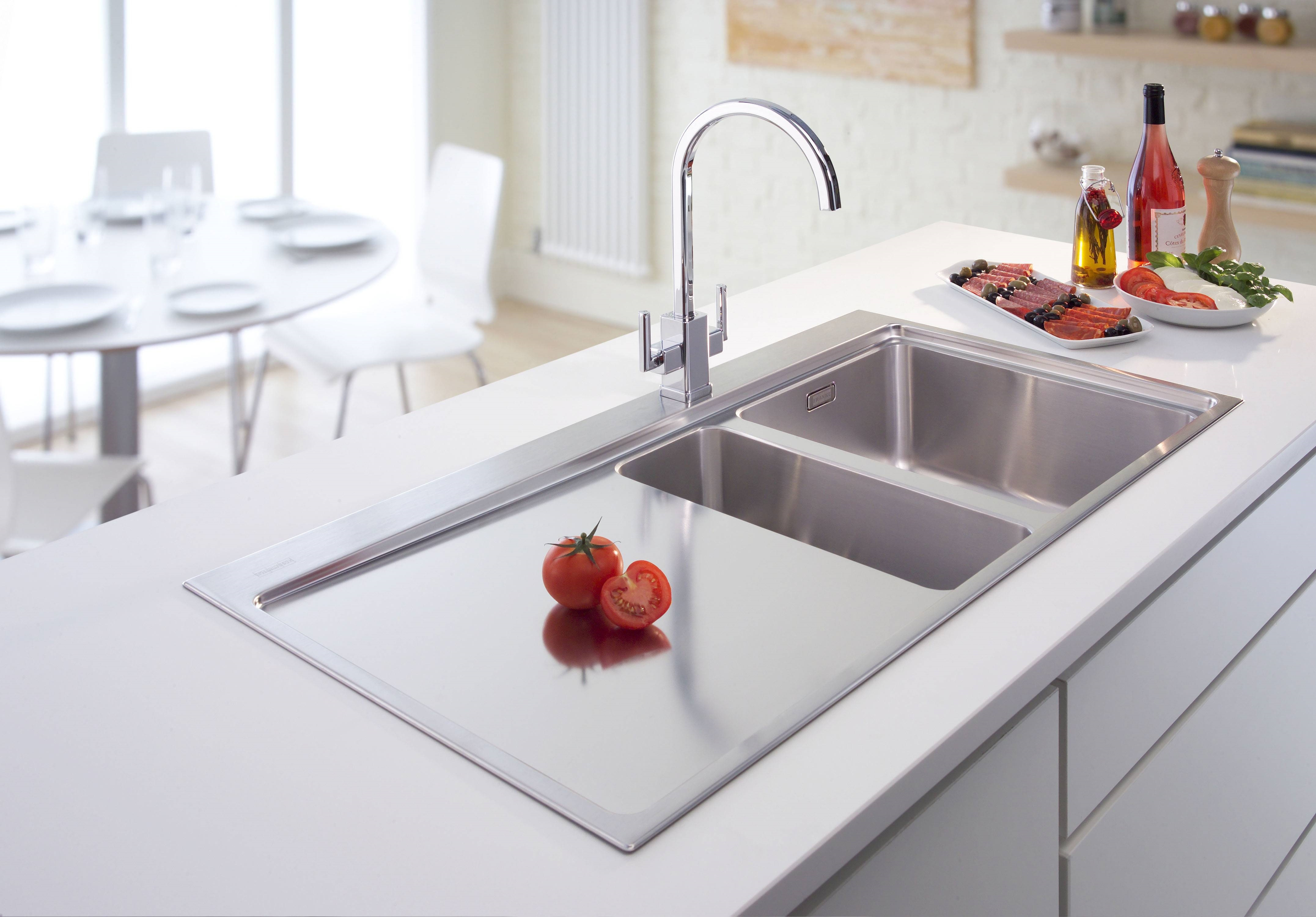 Migliori lavelli cucina - Componenti cucina - Guida alla scelta dei migliori lavelli per la cucina
