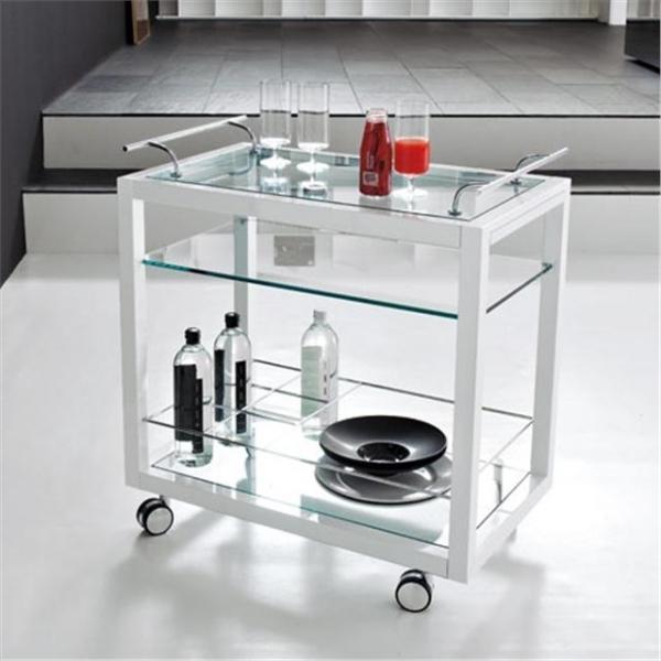 Modelli di carrelli da cucina componenti cucina - Carrelli per cucine ...