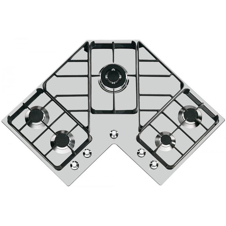Modelli di piano cottura 4 fuochi - Componenti cucina ...