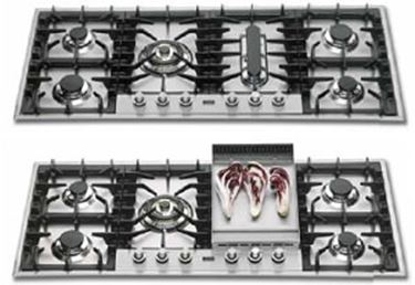 modelli di piano cottura 6 fuochi - componenti cucina - i ... - Cucina A Induzione Pro E Contro