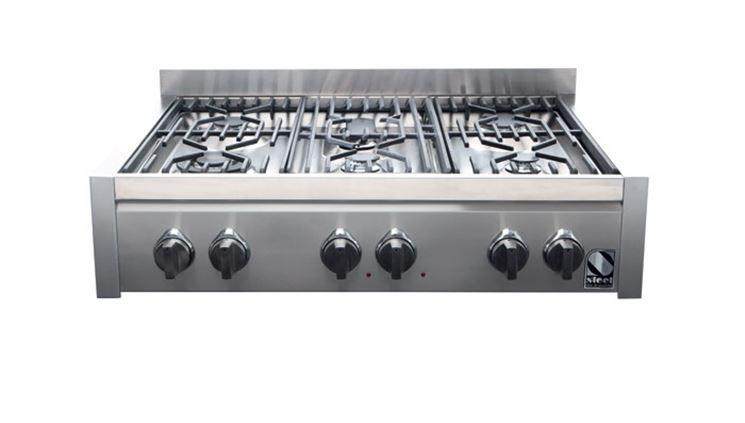 Modelli di piano cottura 6 fuochi componenti cucina i principali modelli di piano cottura 6 - Foro areazione cucina ...