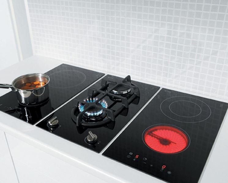 Quali sono i modelli di piano cottura forno - Componenti cucina ...