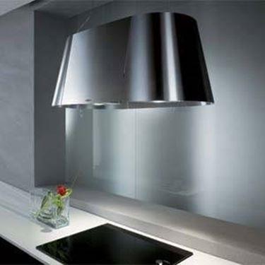 Tipologie di cappa cucina elica componenti cucina le for Cappa cucina design