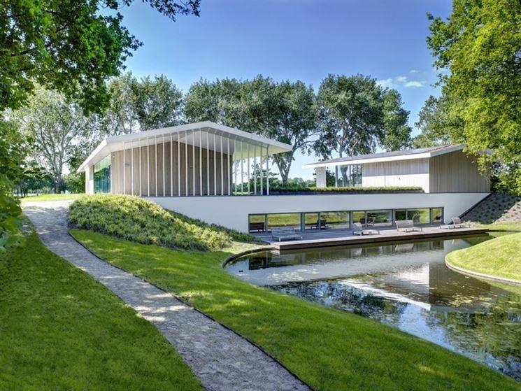 Casa naturale con piscina