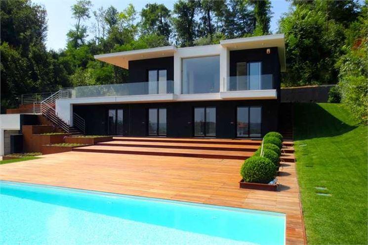 Casa unifamiliare con annessa piscina!