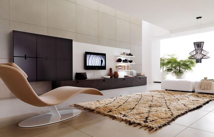 Esempio di villa come casa moderna