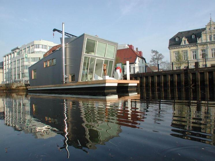 Case galleggianti costruire una casa progettare case galleggianti - Costruire una casa prefabbricata ...