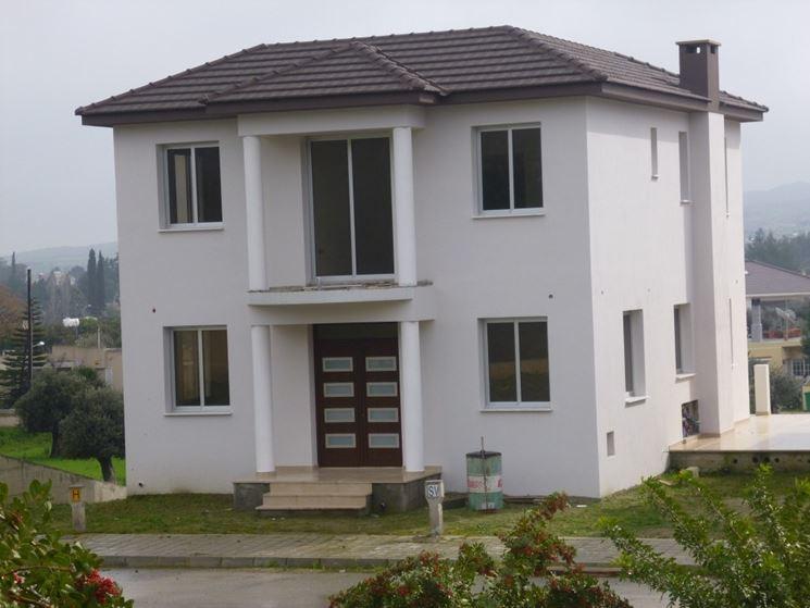 Una casa antisismica