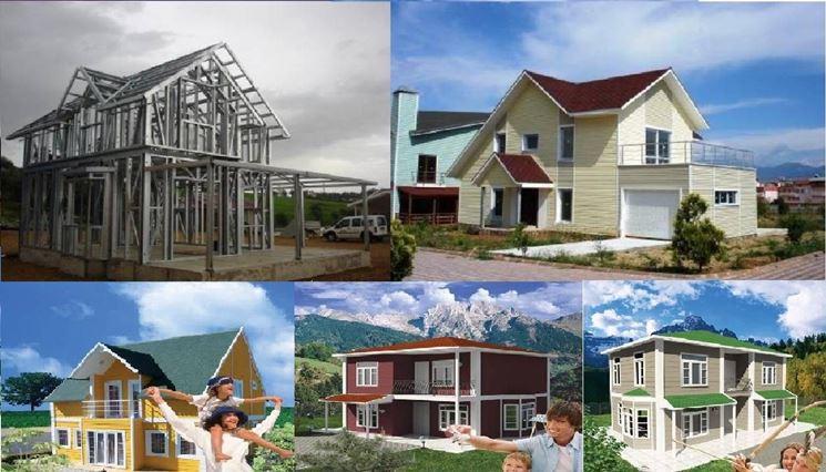 Come costruire case antisismiche costruire una casa for Piccoli piani di casa di un livello