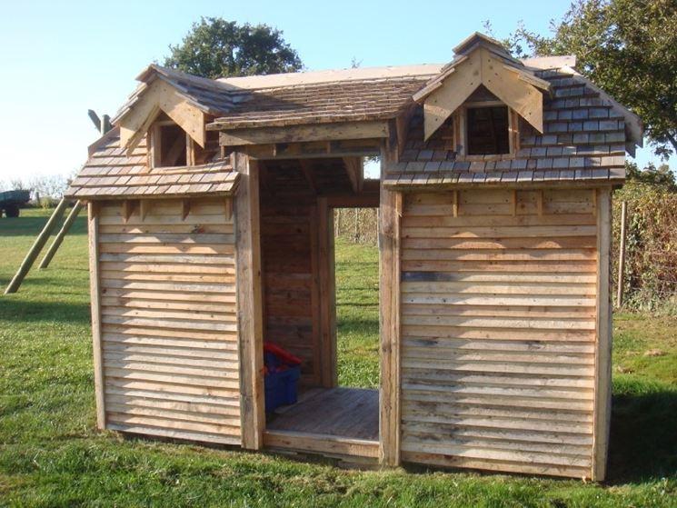 Come costruire la casa in pallet costruire una casa - Costruire la casa ...