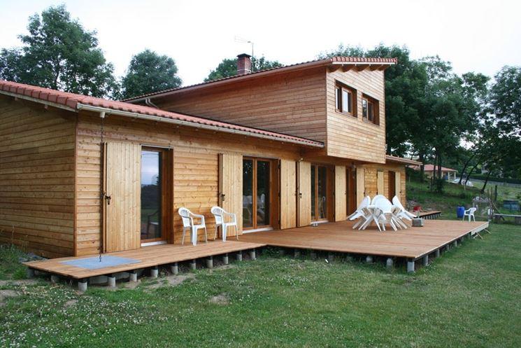 Come realizzare una casa ecologica costruire una casa realizzare una casa ecologica - Costruire una casa costi ...