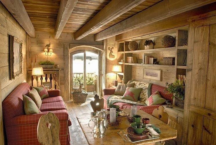 Casa in montagna: costi gestione