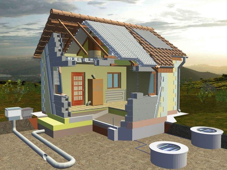 Costruire una casa passiva costruire una casa casa passiva - Vorrei costruire una casa in legno ...