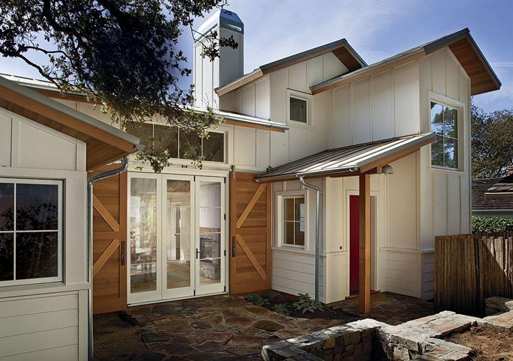 Casa passiva modulare