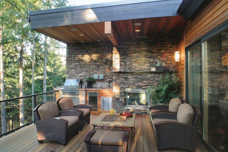 I vantaggi degli appartamenti con terrazzo - Costruire una casa - Case con terrazzo