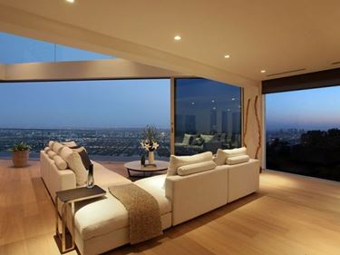 casa panoramica interno