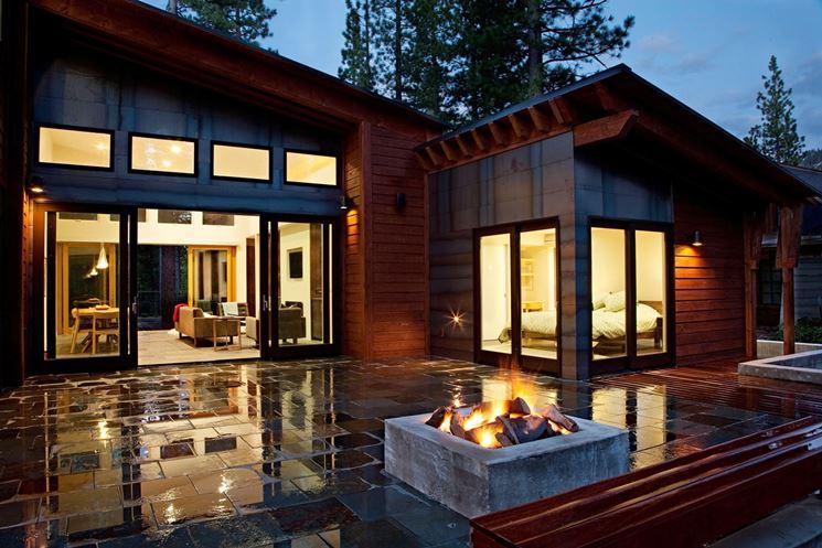 La progettazione di una casa costruire una casa for I costruttori costano per costruire una casa