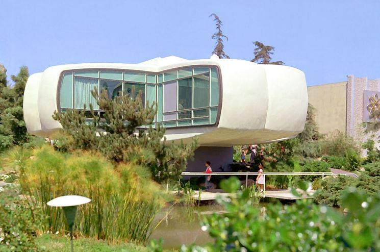Un esempio di architettura futuristica