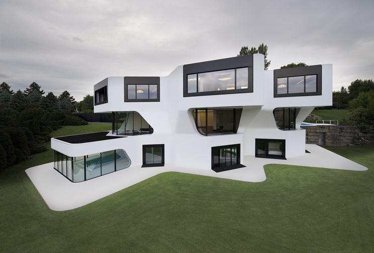 Un modello di casa ecologica
