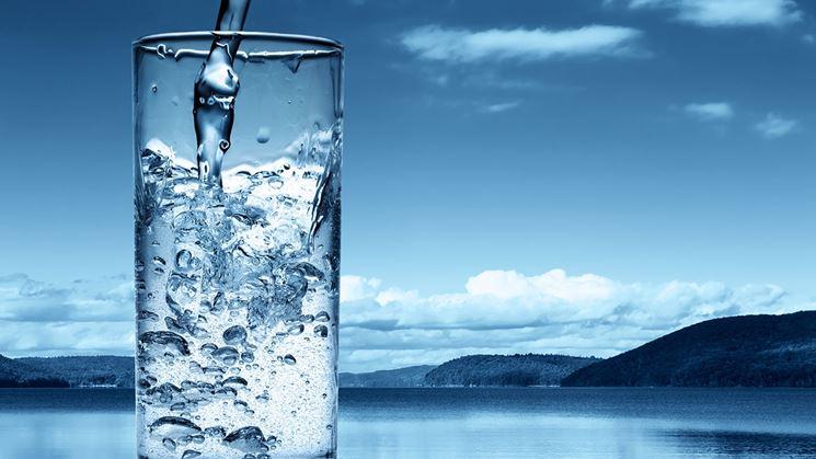 Acqua fresca e sicura