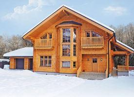 Perch� costruire le case in legno
