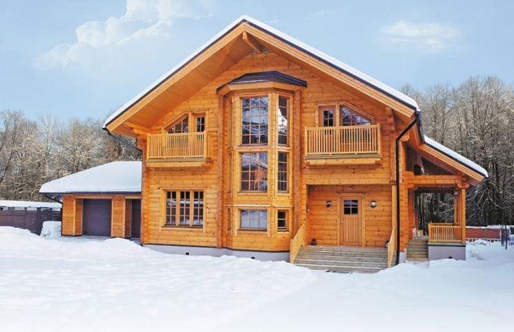 Perch costruire le case in legno costruire una casa for Costruire una casa in legno