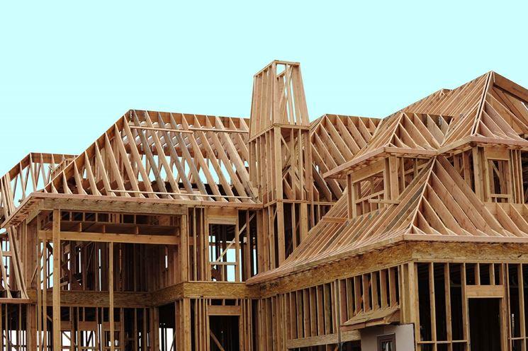 Perch costruire le case in legno costruire una casa for Costi dell appaltatore per la costruzione di una casa