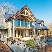 Costruire una casa moderna e accessoriata for Come ottenere un prestito di costruzione per costruire una casa