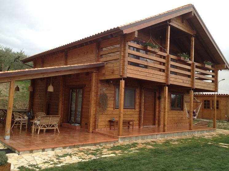 Realizzare una casa in bioedilizia costruire una casa - Costruire casa di legno ...
