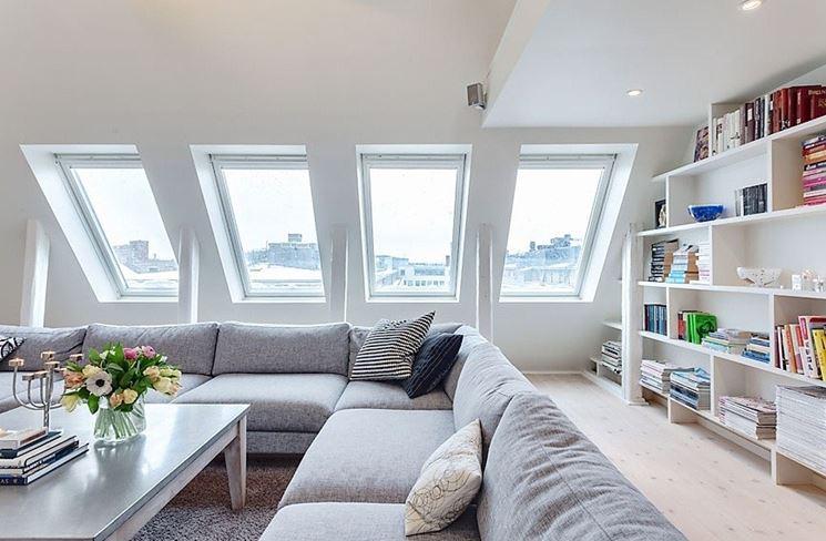 Realizzare una mansarda abitabile permette di ricavare nuove stanze dove prima non c'era spazio per muoversi