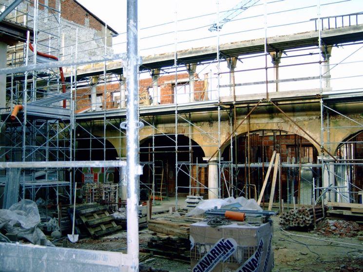 norme tecniche per costruire edifci
