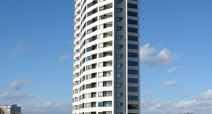 Tipologie edilizie residenziali costruire una casa for Piani di casa torre