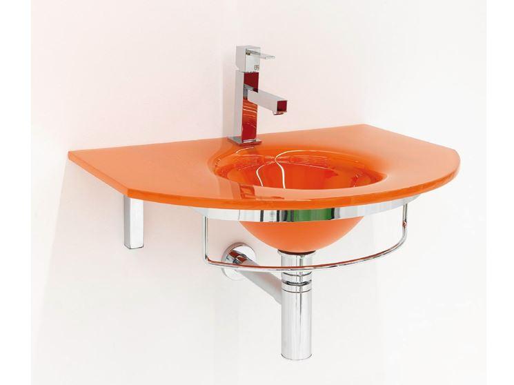 Caratteristiche dei lavabi in cristallo   il bagno   lavabi in ...