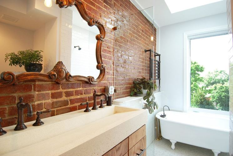 Come realizzare un bagno in muratura il bagno bagno in - Come rivestire il bagno ...
