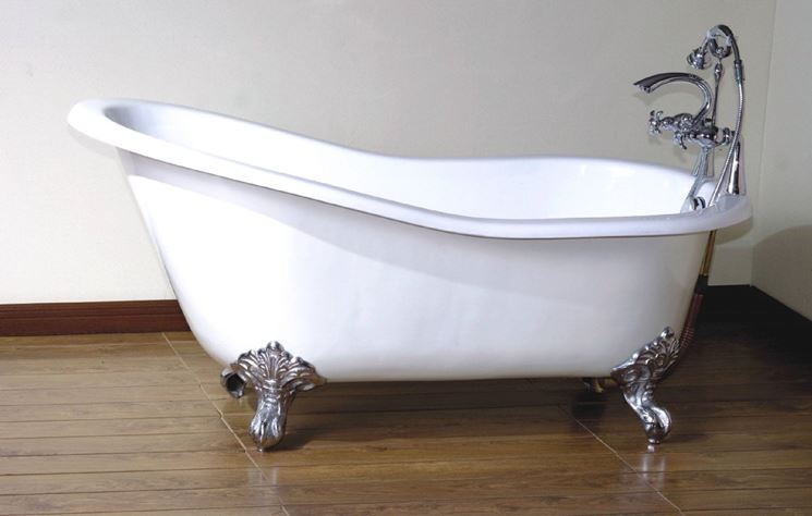 Vasca Da Bagno Plastica : Come scegliere la vasca da bagno il bagno consigli pratici su