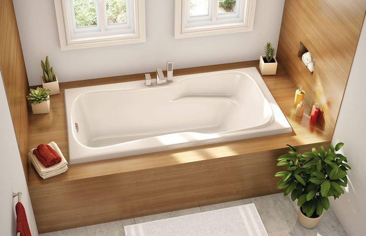 Come scegliere la vasca da bagno il bagno consigli pratici su come scegliere la vasca da bagno - Come sostituire una vasca da bagno ...