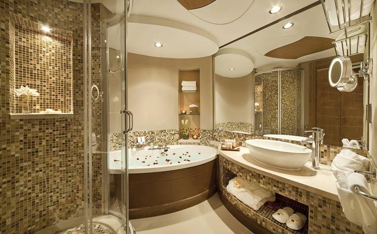bagni moderni. bagni bagni moderni lussuosi bagno moderno tondo di ... - Bagni Bellissimi Moderni