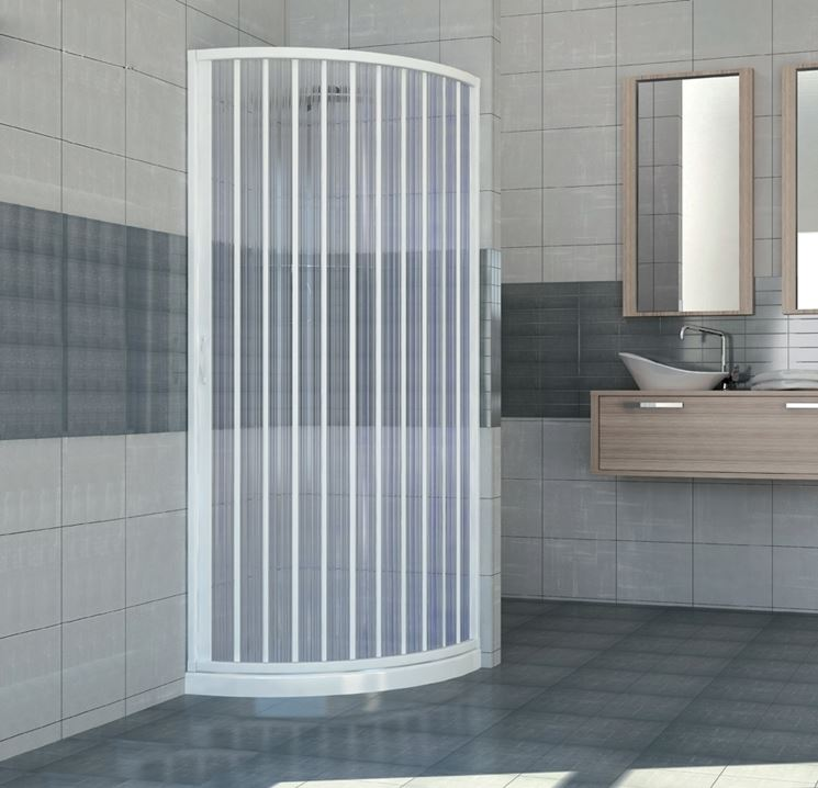 Installare un box doccia a soffietto il bagno montare doccia - Cabina doccia muratura ...