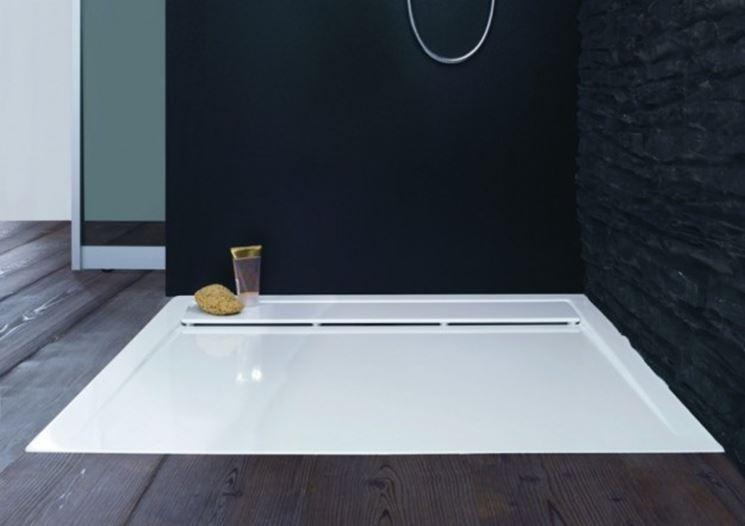 Modelli di piatto doccia in ceramica il bagno piatto doccia in ceramica for Modelli bagno moderno