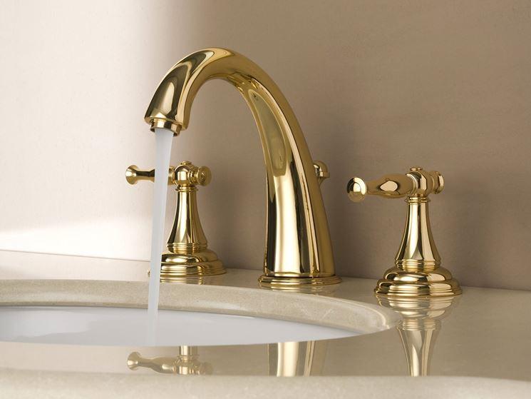 Modelli di rubinetteria bagno - Il Bagno - Modelli di ...