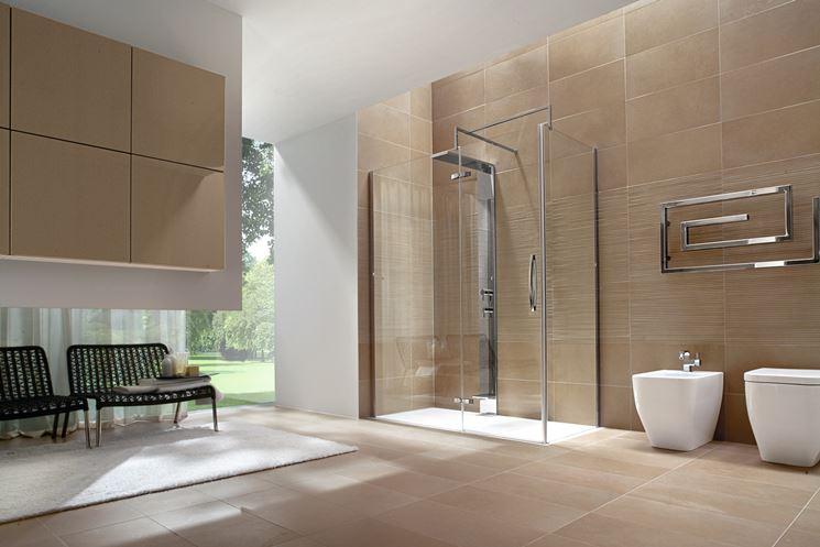 Piatti doccia filo pavimento   il bagno   piatti doccia raso terra