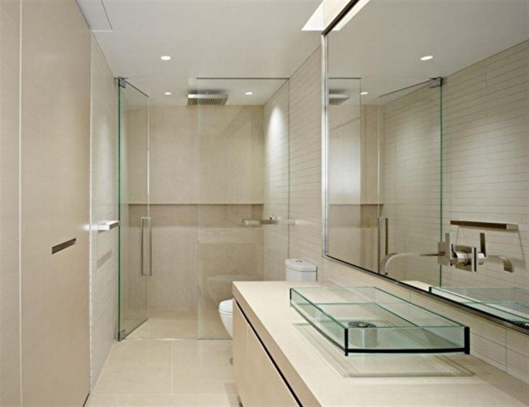 prezzo del bagno con doccia - il bagno - caratteristiche e prezzi ... - Bagni Con Doccia Moderni