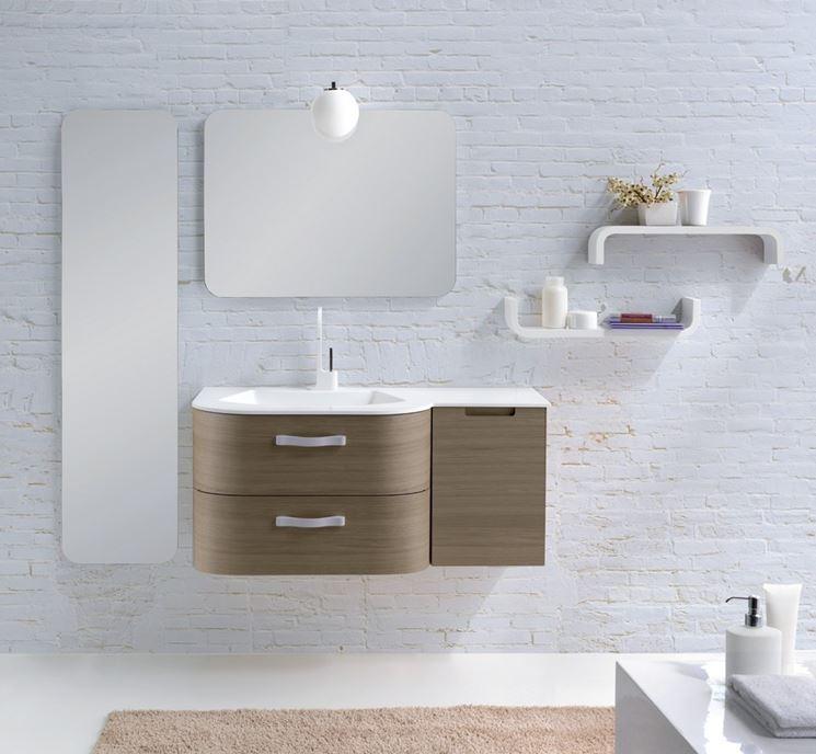 Idee progettuali per il bagno