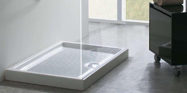Quali sono le misure dei piatti doccia il bagno misure - Pellicola per doccia ...