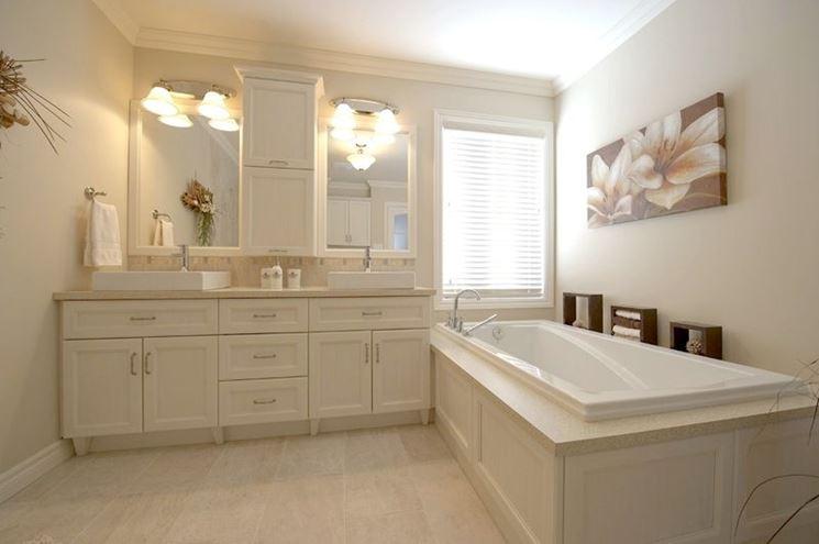Realizzare un bagno fai da te il bagno costruire da soli un bagno - Costruire letto contenitore ...