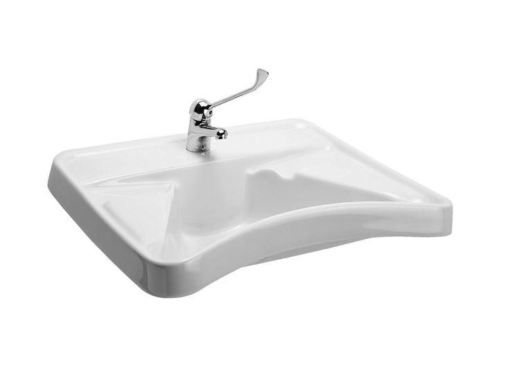 Lavabo adatto per disabili